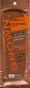 Brown Fruity Funatic Dark Bronzing Lotion 15ml