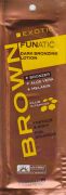 Brown Exotic Funatic Dark Bronzing Lotion 15ml
