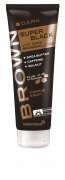 Brown Super Black Very Dark Bronzing Lotion 125ml